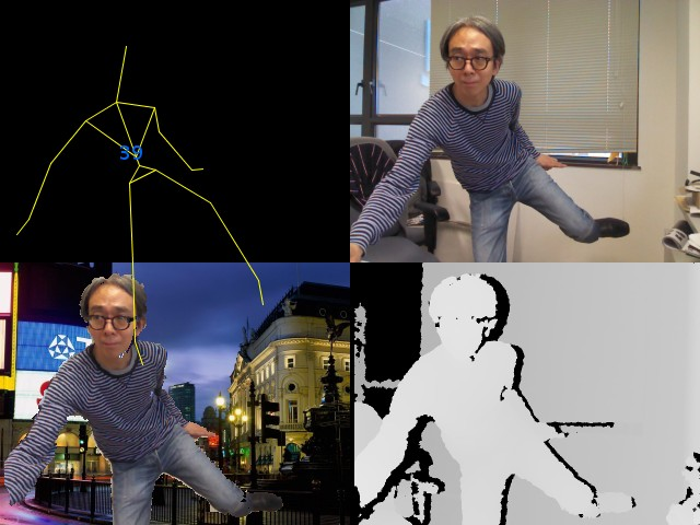 Kinect for Processing Library – Magic & Love Interactive