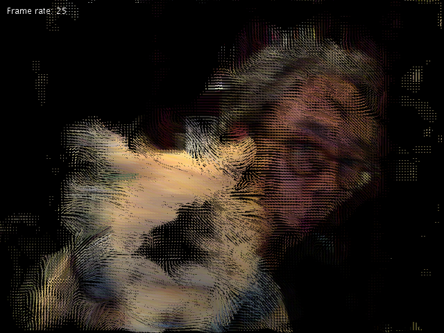 Opencv And Processing 13 Magic Amp Love Interactive
